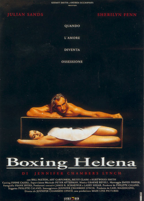 Locandina Boxing Helena