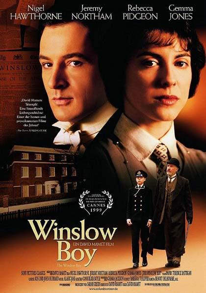 Poster Il caso Winslow