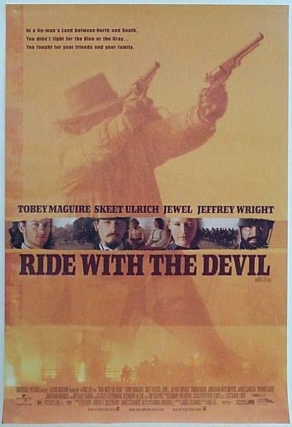 Trailer Cavalcando col diavolo