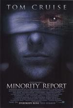 Locandina Minority Report