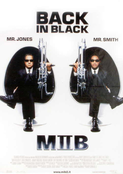Trailer Men in Black II