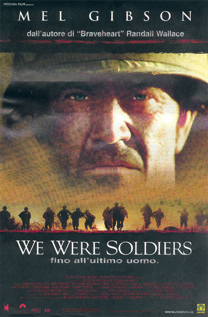 We Were Soldiers download ITA 2002 (TORRENT) Poster
