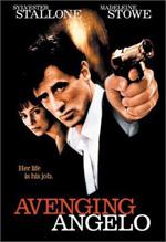 Locandina Avenging Angelo - Vendicando Angelo