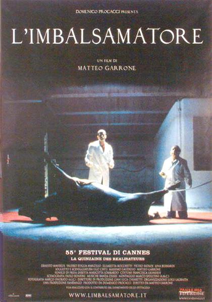 L'imbalsamatore (2002) - MYmovies.it