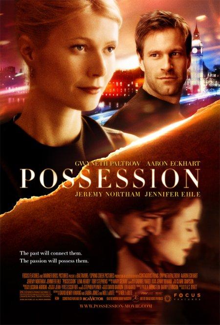 Trailer Possession - Una storia romantica