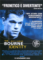 Locandina The Bourne Identity