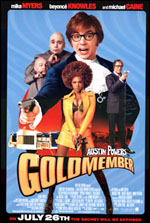 Locandina Austin Powers in Goldmember