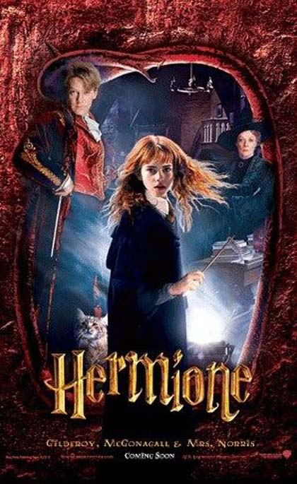 Poster 5 - Harry Potter e la camera dei segreti