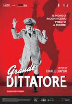 Locandina italiana Il grande dittatore