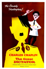Poster Il grande dittatore  n. 10