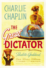 Poster Il grande dittatore  n. 2