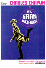 Poster Il grande dittatore  n. 9