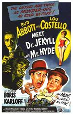 Locandina Gianni e Pinotto contro il dr. Jekyll
