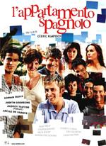 Locandina L'appartamento spagnolo