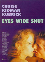 Locandina Eyes Wide Shut