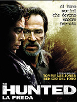Trailer The Hunted - La preda