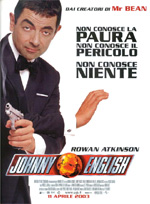 Locandina Johnny English
