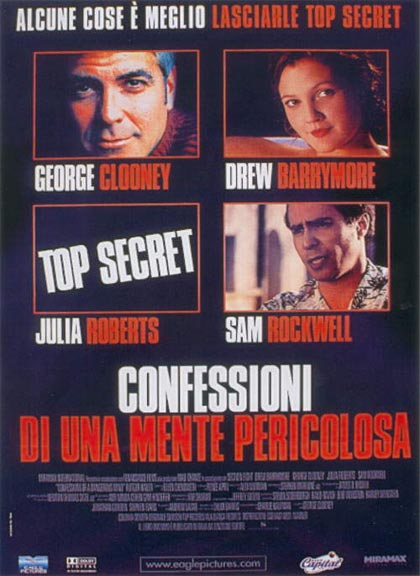 Confessioni di una mente pericolosa download ITA 2002 (TORRENT)
