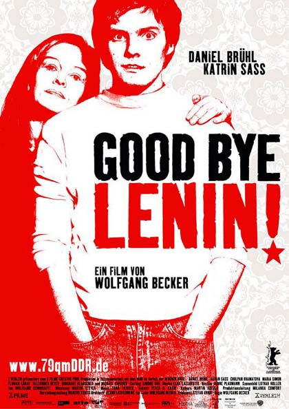 Poster Good Bye, Lenin!