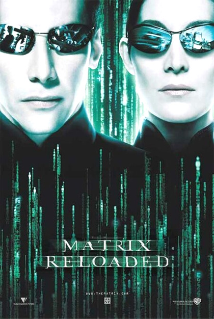 Guarda gratis Matrix Reloaded in streaming italiano HD