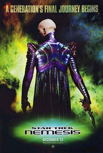 Trailer Star Trek - La nemesi