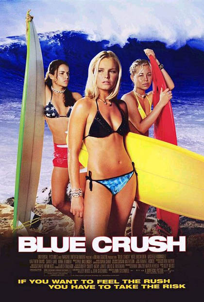 Trailer Blue Crush