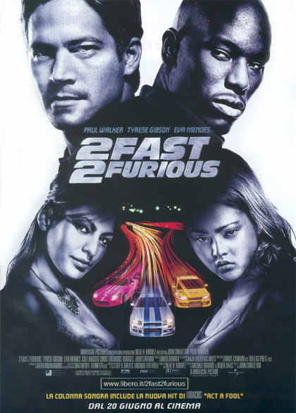 Guarda gratis 2 Fast 2 Furious in streaming italiano HD
