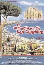 Locandina La repubblica di San Gennaro
