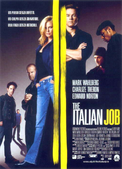The Italian Job download ITA 2003 (TORRENT)