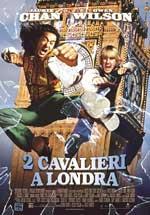 Locandina Due cavalieri a Londra