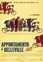 Locandina Appuntamento a Belleville