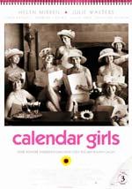 Locandina Calendar Girls