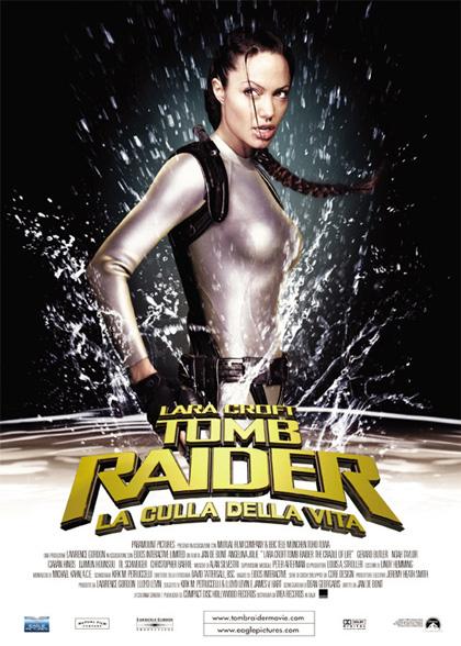 Trailer Lara Croft Tomb Raider: La culla della vita