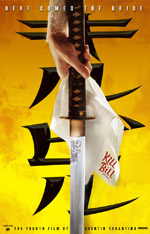 Locandina Kill Bill - Volume 1