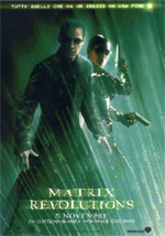 Locandina Matrix revolutions