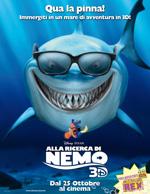 Locandina Alla ricerca di Nemo