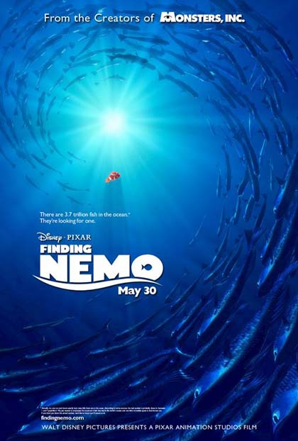 Guarda gratis Alla Ricerca di Nemo in streaming italiano HD