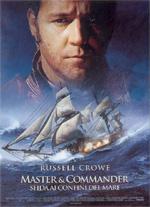 Locandina Master & Commander - Sfida ai confini del mare