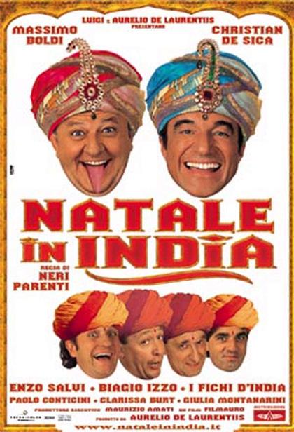 Trailer Natale in India