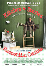 Locandina Storie di cucina - Kitchen Stories