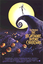 Locandina Tim Burton's The Nightmare Before Christmas