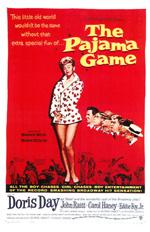 Locandina Il giuoco del pigiama