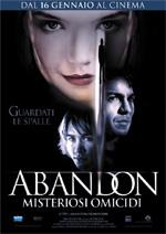 Trailer Abandon - Misteriosi omicidi