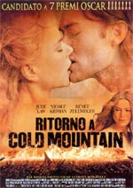 Locandina Ritorno a Cold Mountain