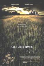 Locandina Oscure presenze a Cold Creek