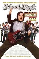 Poster School of Rock  n. 1