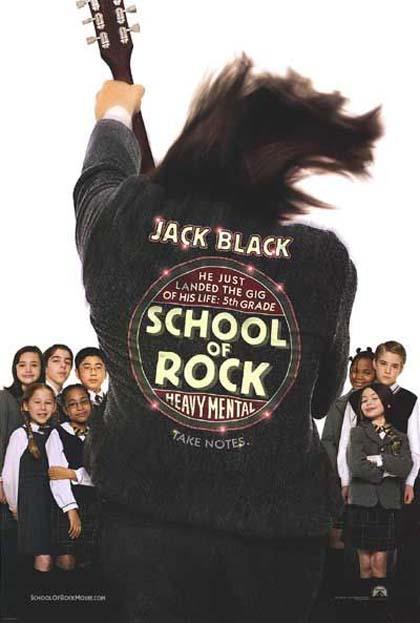 Poster School of Rock