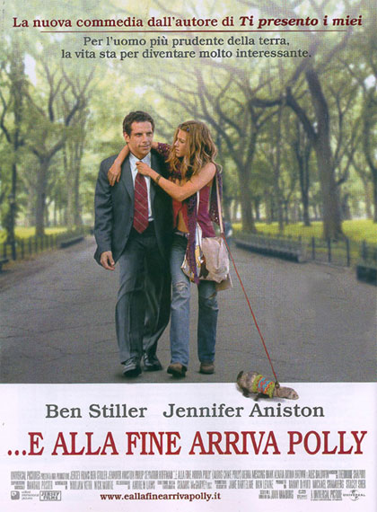 E alla fine arriva Polly (2004) - MYmovies.it
