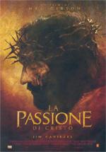 Locandina La passione di Cristo