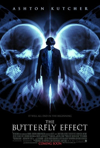 Guarda gratis The Butterfly Effect in streaming italiano HD